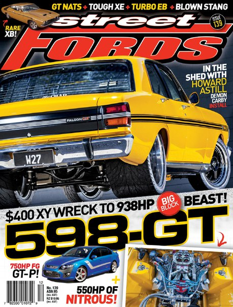 Download Street Fords 139 - 2015 AU