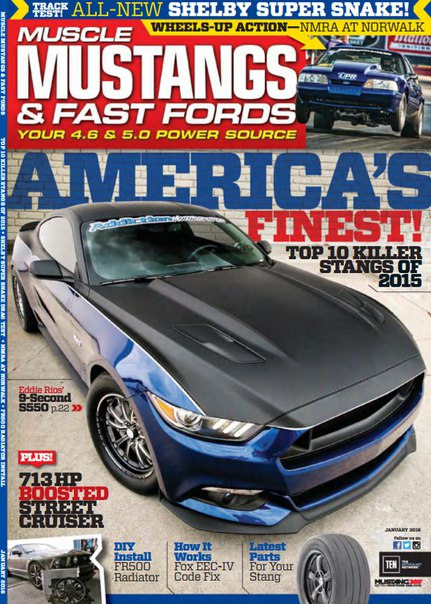 Download Muscle Mustangs & Fast Fords - January 2016
