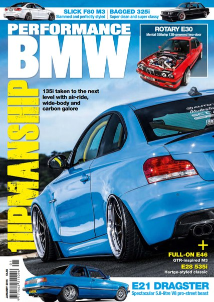 Download Performance BMW - January 2016