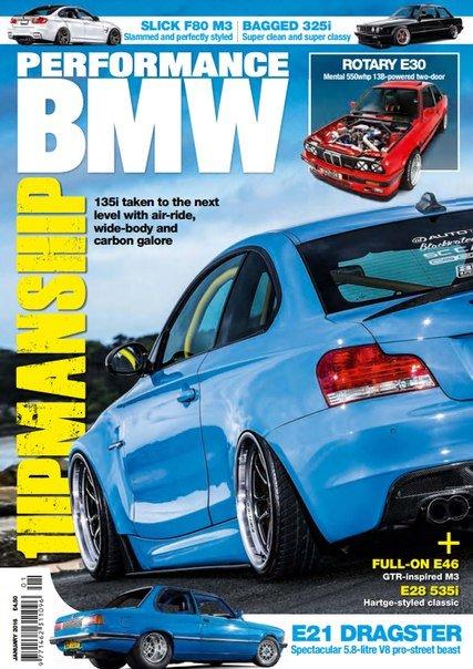Download Performance BMW - January 2016