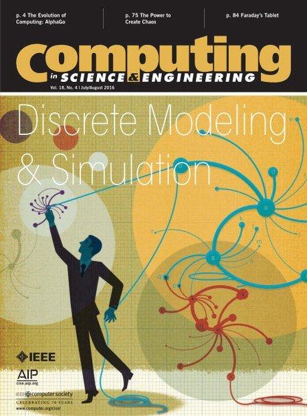 Computing in Science Engineering July-August 2016