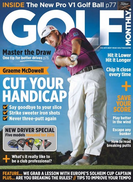 Download Golf Monthly - March 2015 UK