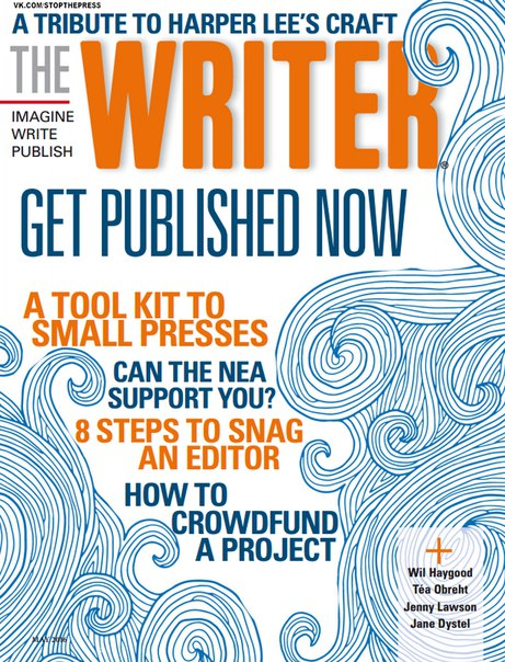 Download The Writer - May 2016