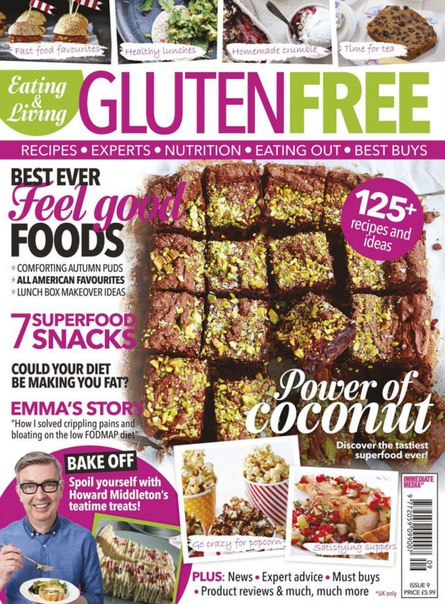 Download Eating & Living Gluten Free - October 2015