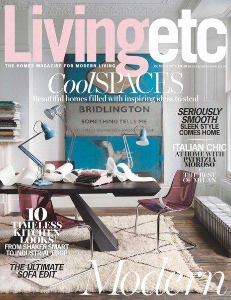 Download Living Etc - October 2015