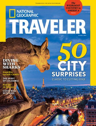 National Geographic Traveler USA 2014-10
