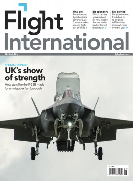 Download Flight International - 19 - 25 July 2016