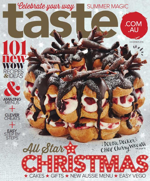 Download taste Com AU - December 2015