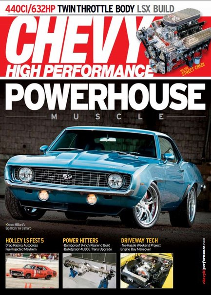 Download Chevy High Performance - March 2015