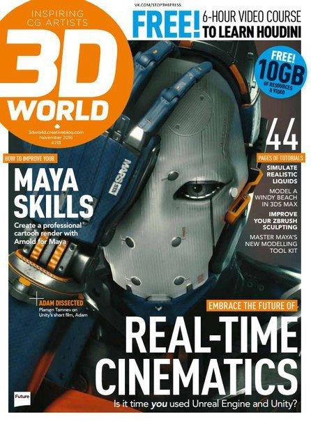 Download 3D World - November 2016
