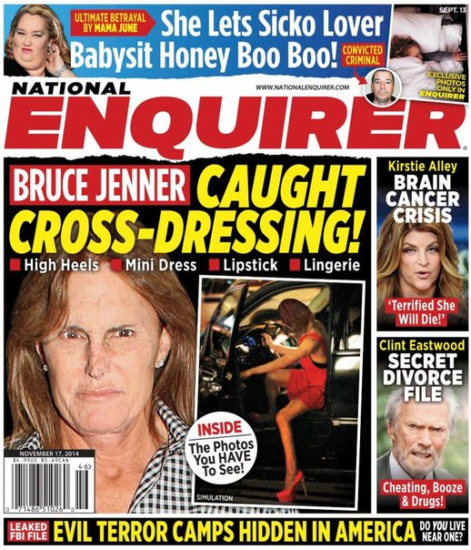 Download National Enquirer - November 17, 2014