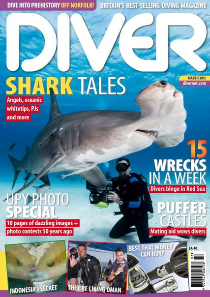 Download Diver - March 2015