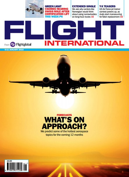 Flight International – January 5, 2016