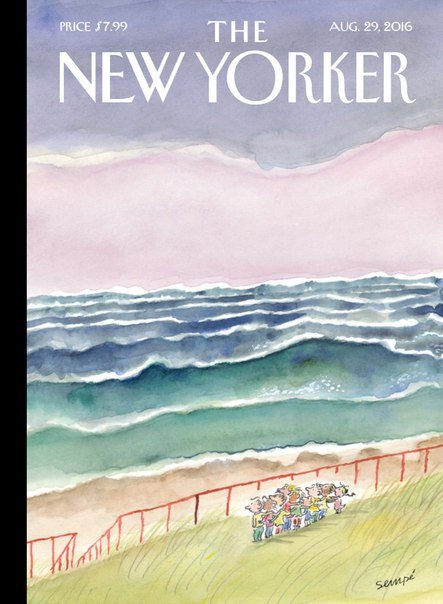 Download The New Yorker – August 29, 2016