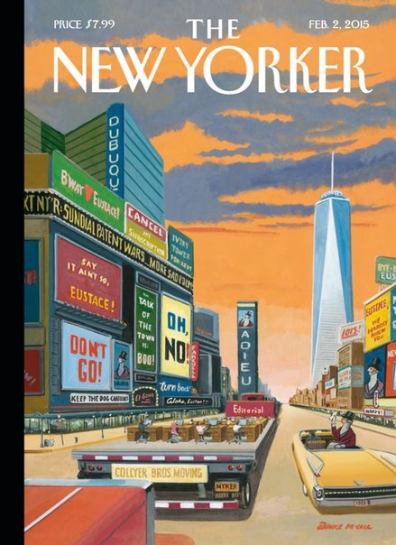 Download The New Yorker - February 2, 2015