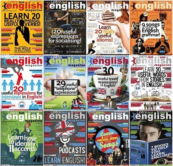 Hot English Magazine 151