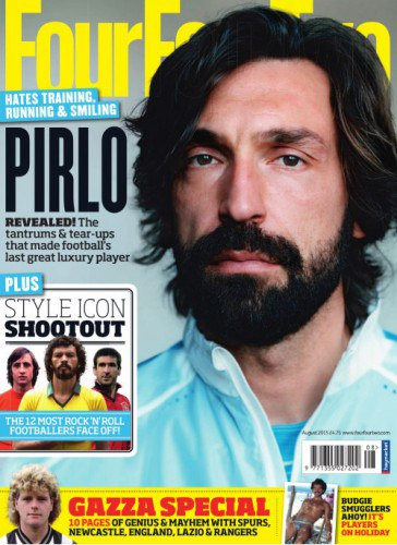 Download FourFourTwo UK August 2015
