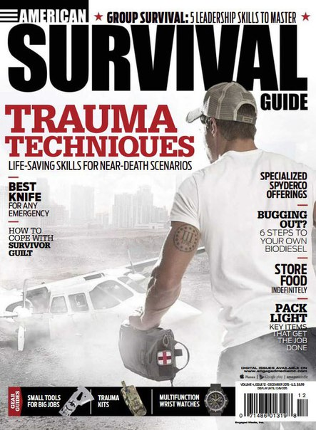 Download American Survival Guide - December 2015