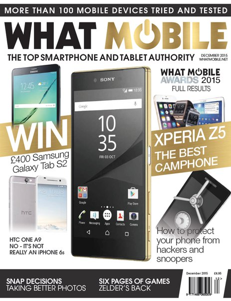 Download What Mobile - December 2015