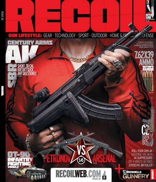 Download Recoil - October 2016