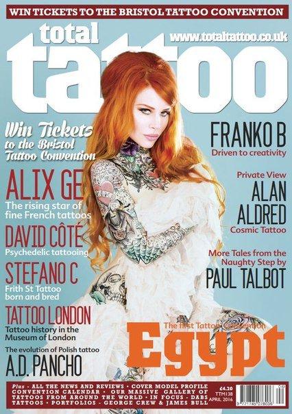 Download Total Tattoo - April 2016