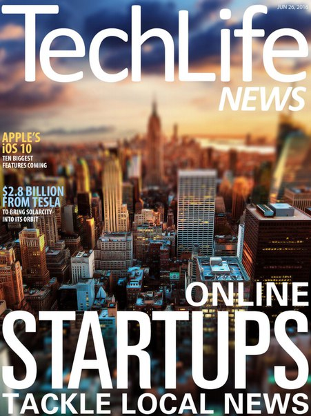 Techlife News – 26 June 2016