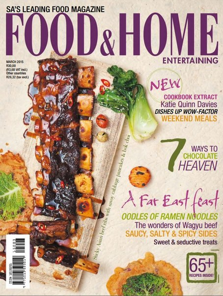 Download Food & Home Entertaining - March 2015 vk c