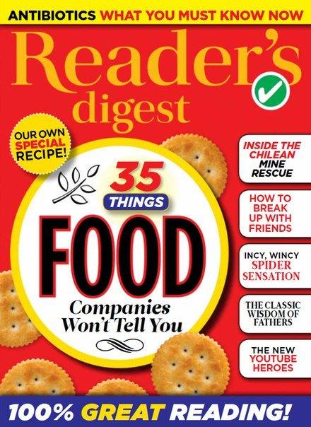 Download Reader's Digest Int'l - September 2015