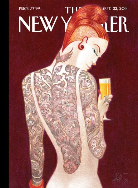 Download The New Yorker September 22 2014
