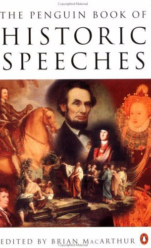Download The Penguin Book of Historic Speeches 1997