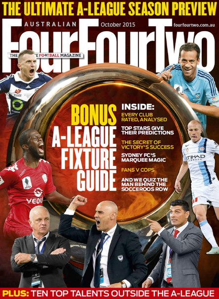Download FourFourTwo - October 2015