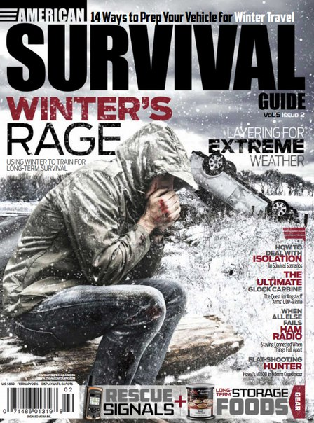 Download American Survival Guide - February 2016