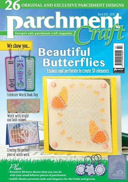 Download Parchment Craft - March 2015