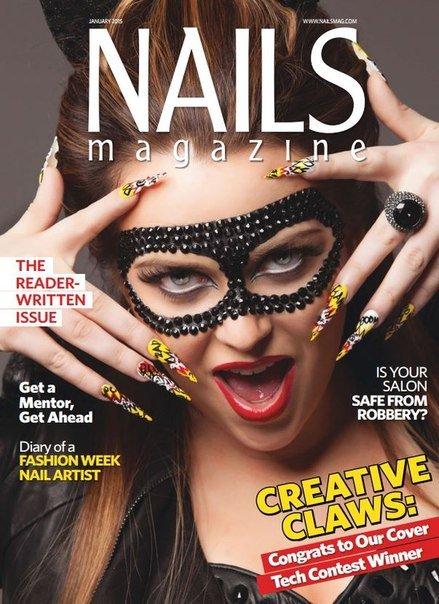 Nails Magazines Pdf Download Online
