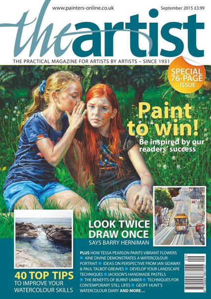 Download The Artist - Pain to win (September 2015) (True PDF)