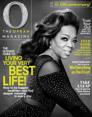 The Oprah Magazine USA – May 2015