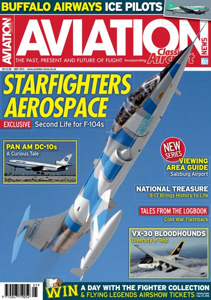 Download Aviation News - May 2016