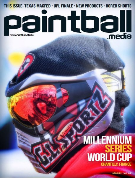 Download Paintball Magazine - October 2015