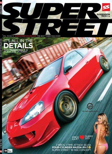 Download Super Street - November 2015