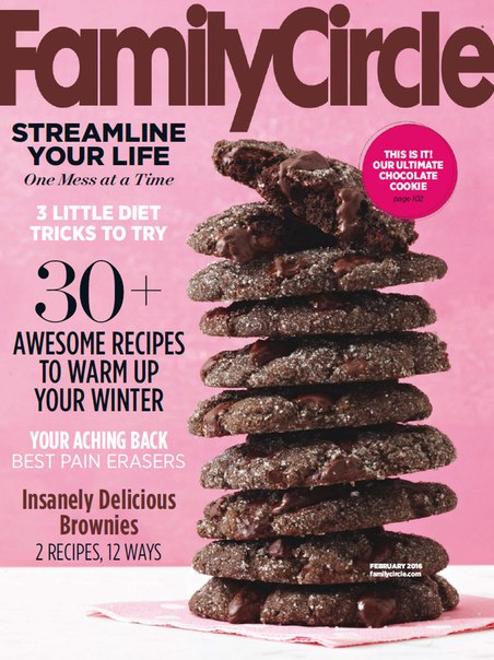 Download Family Circle - February 2016
