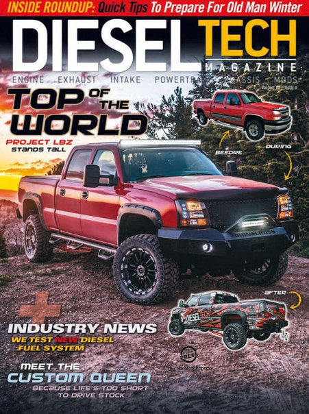 Download Diesel Tech - October 2015