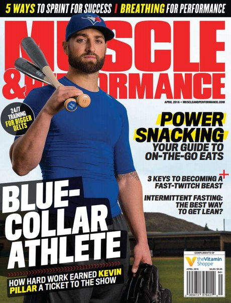 Download Muscle & Performance - April 2016