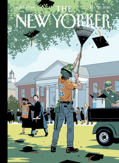 Download The New Yorker - 30 May 2016