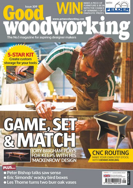 Download Good Woodworking - September 2016