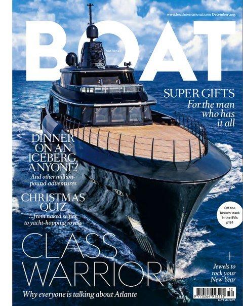 Download Boat International - December 2015