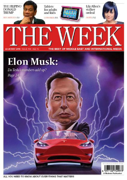The Week Middle East – 22 May 2016