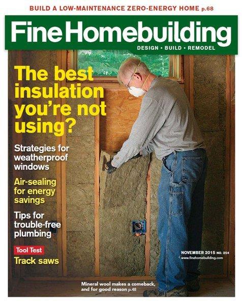 Fine Homebuilding November 2015 Pdf Download Free