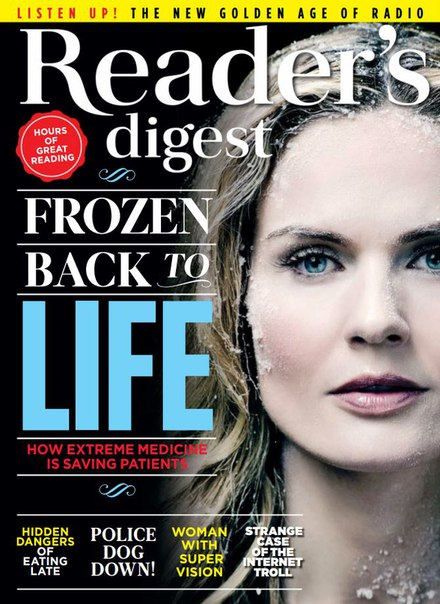 Download Reader's Digest Int'l - August 2015