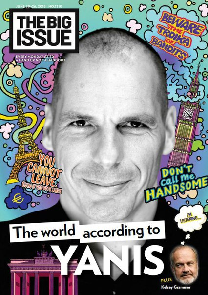 Download The Big Issue - June 20 2016