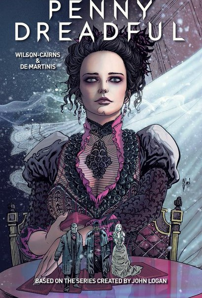 Download Penny Dreadful 001 (2016)